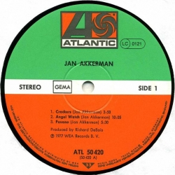Jan Akkerman - Jan Akkerman