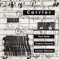 Andrew Deutsch - Carrier