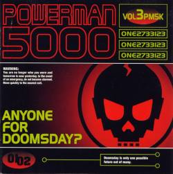 Powerman 5000 - Anyone For Doomsday?
