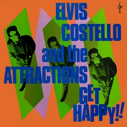 Elvis Costello & The Attractions - Get Happy!