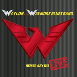 Waylon Jennings - Waylon & The Waymore Blues Band - Never Say Die LIVE!