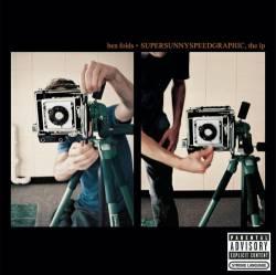 Ben Folds - Supersunnyspeedgraphic, The LP