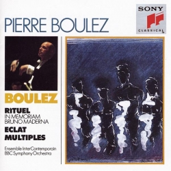 Pierre Boulez - Pierre Boulez Conducts His Own Works