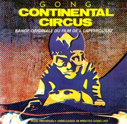 Gong - Continental Circus