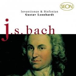 Gustav Leonhardt - Bach: Inventionen & Sinfonien, BWV 772-801