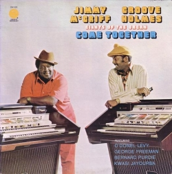 Jimmy Mcgriff - Giants Of The Organ Come Together