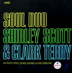 Shirley Scott - Soul Duo