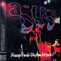 Afra - Always Fresh Rhythm Attack!!