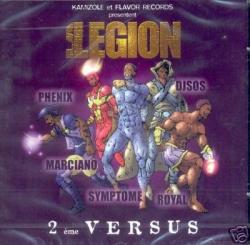 La Legion - 2ème Versus