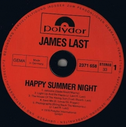 James Last - Happy Summer Night