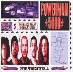 Powerman 5000 - The Blood Splat Rating System