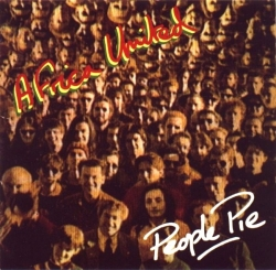 Africa Unite - People Pie