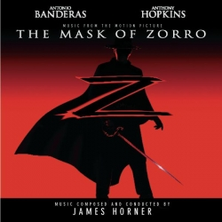 James Horner - The Mask of Zorro - Music from the Motion Picture