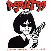 Agent 99 - Little Pieces: 1993-1995