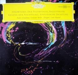 Lorin Maazel - Der Feuervogel, Ballettsuite / Gesang Der Nachtigall, Sinfonische Dichtung