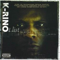K-Rino - The Hitt List