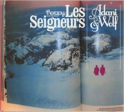 Adani & Wolf - Les Seigneurs
