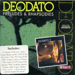 Eumir Deodato - Preludes & Rhapsodies