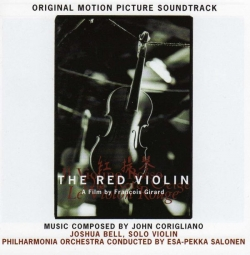 John Corigliano - The Red Violin - Original Motion Picture Soundtrack