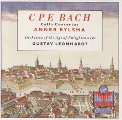 Gustav Leonhardt - Cello Concertos
