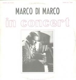 Marco Di Marco - In Concert
