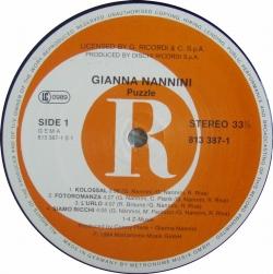 Gianna Nannini - Puzzle