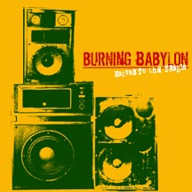 Burning Babylon - Knives To The Treble