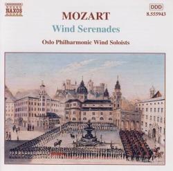 Wolfgang Amadeus Mozart - Wind Serenades