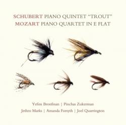 Pinchas Zukerman - Schubert: Piano Quintet