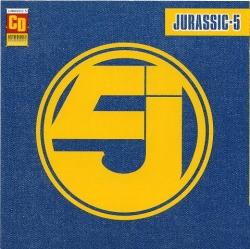 Jurassic 5 - Jurassic 5 LP