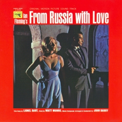 John Barry - From Russia With Love (Original Motion Picture Soundtrack)