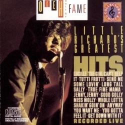 Little Richard - Little Richard's Greatest Hits (Recorded Live)