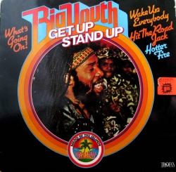 Big Youth - Get Up Stand Up