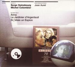 Serge Gainsbourg - Manon 70 / Si J'Etais Un Espion / Le Jardinier D'Argenteuil / Anna