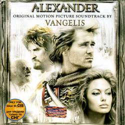 Vangelis - Alexander - Original Motion Picture Soundtrack