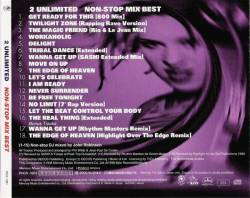 2 unlimited - Non-Stop Mix Best