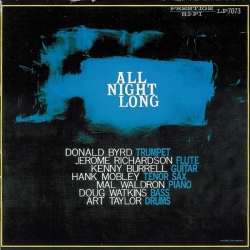 Kenny Burrell - All Night Long