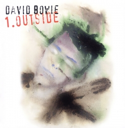 David Bowie - 1. Outside - The Nathan Adler Diaries: A Hyper Cycle