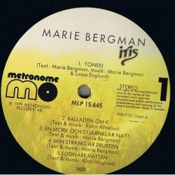 Marie Bergman - Iris