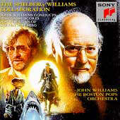 The Boston Pops Orchestra - The Spielberg / Williams Collection - John Williams Conducts His Classic Scores For The Films Of Steven Spielberg