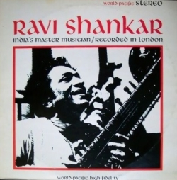 Ravi Shankar - India's Master Musician/Recorded In London