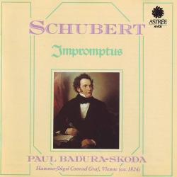 Franz Schubert - Impromptus