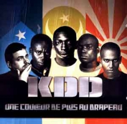 KDD - Une Couleur De Plus Au Drapeau