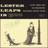 Count Basie Orchestra - Lester Leaps In