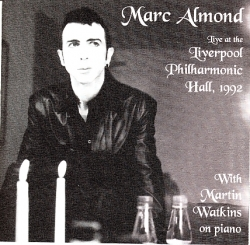 Marc Almond - Liverpool Philharmonic Hall.