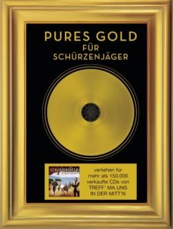 Schürzenjäger - Pures Gold: Treff' ma uns in der Mitt'n
