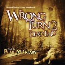 Bear McCreary - Wrong Turn 2: Dead End
