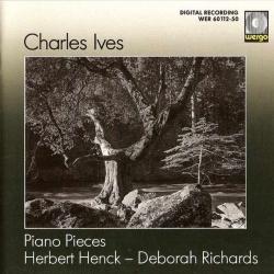 Deborah Richards - Piano Pieces