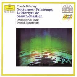 Claude Debussy - Nocturnes · Printemps · Le Martyre De Saint Sébastien