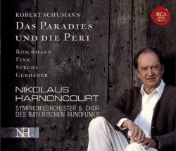 Nikolaus Harnoncourt - Schumann: Das Paradies und die Peri